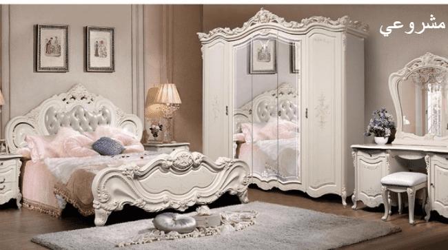 اثاث غرف نوم وما هي أهم الأفكار للحصول على غرفة نوم مريحة