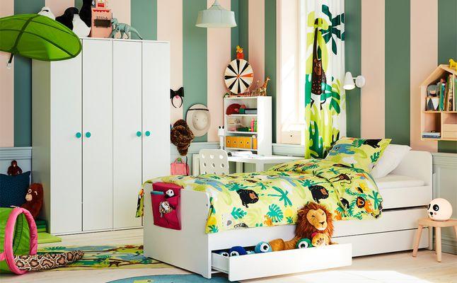 اثاث غرف الاطفال