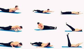 جدول تمارين رياضية وما هي أفضل التمارين وكيفية عملها